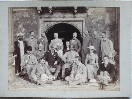 Group Lucknow 1892