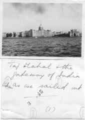 Taj Mahal Hotel and Gateway to India