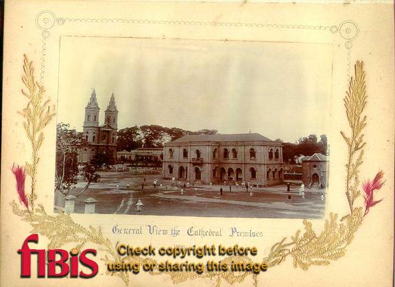 Cathedral Premises General View 1899
