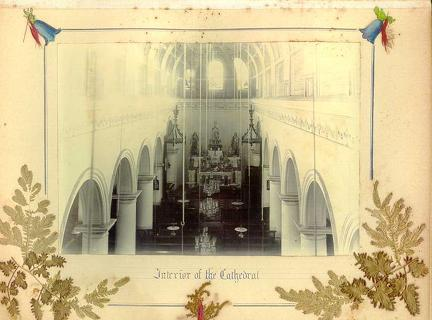 St Patrick Cathedral, Bangalore - Interior