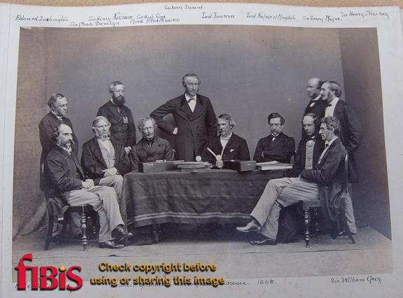 Council of India 1868