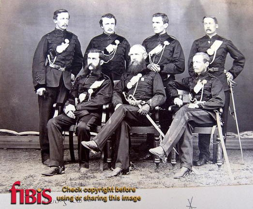 Henry Close and Other Officers
