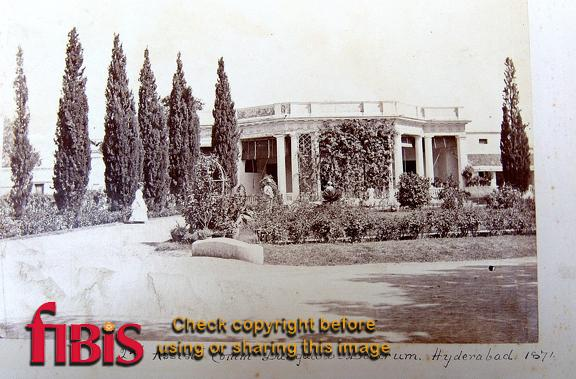 2nd Assistant Commissioners Bungalow Bolarum Hyderabad 1871