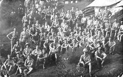 5th East Surreys at Camp