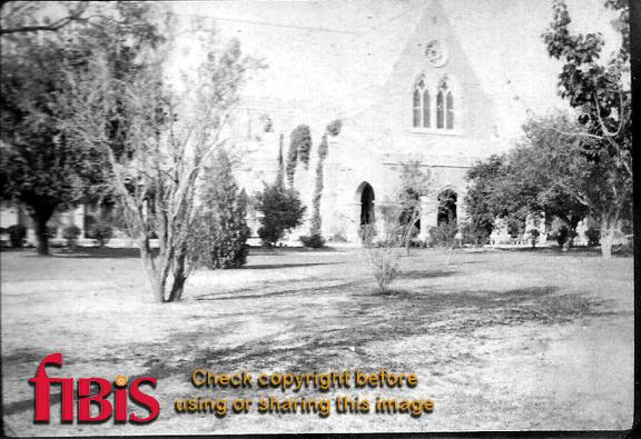 All Saints Cawnpore 1915