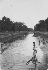 Ganges Canal Cawnpore 1915