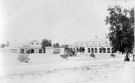 K--- Barracks, Peshawar 1915