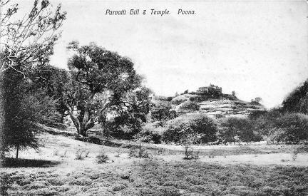 Poona Parvatti Hill and Temple