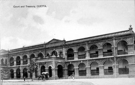 Quetta Court and Treasury