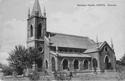 Quetta Wesleyan Church