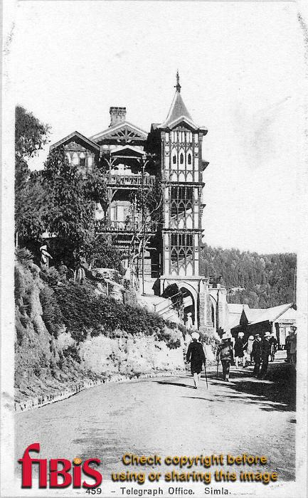 Simla Telegraph Office