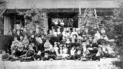 Rawalpindi Station School 1890