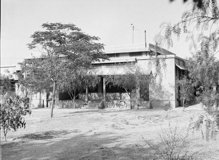 Col. Cliper's Bungalow (Eric's side) Rawalpindi