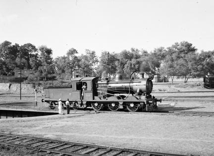 NWR 1246 0-6-0 at Rawalpindi