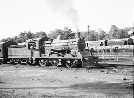 NWR 2476 0-6-0 at Rawalpindi
