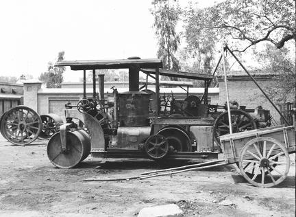 PWD Rawalpindi VB Steamroller