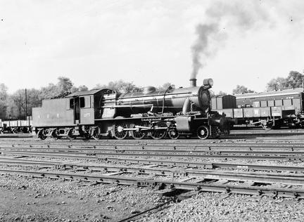 NWR 4-6-2 at Rawalpindi