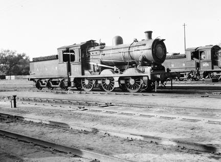 NWR 1215 0-6-0 at Rawalpindi