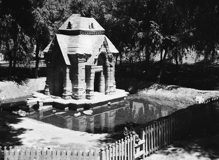 Temple near Srinagar