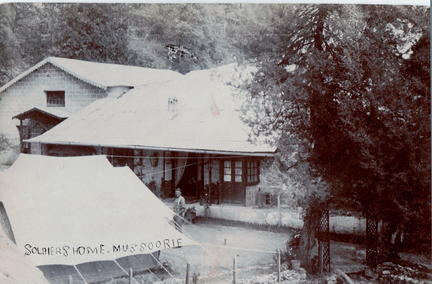 Soldiers Home, Mussoorie