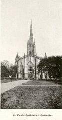 St Pauls Cathedral, Calcutta
