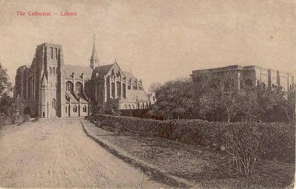 The Cathedral, Lahore
