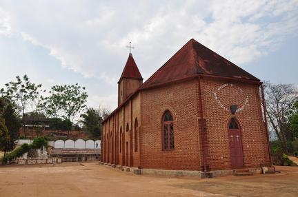 Church of the Immaculate Conception, Namtu, Burma