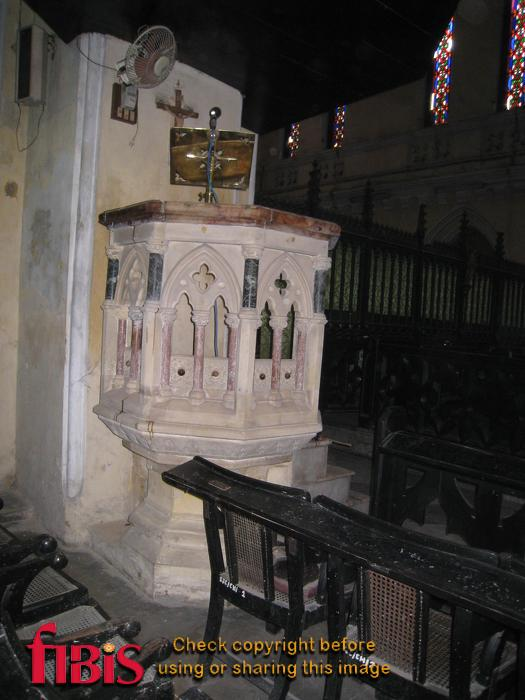Pulpit St James Calcutta Oct 2010.jpg