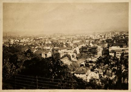 View of Bombay from Malabar Hill