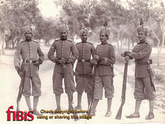 2nd Sikhs, Punjab Frontier Force 1891