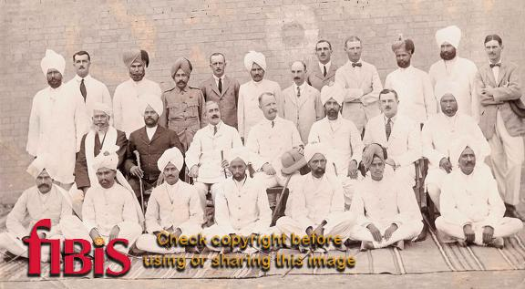 52nd Sikhs ca 1916