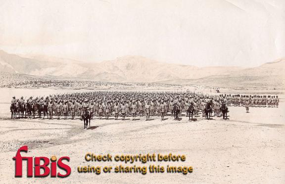 52nd Sikhs, Kohat April 1905