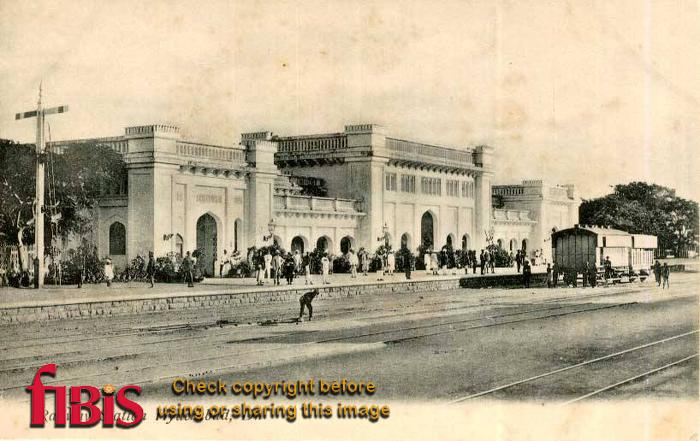 Railway Station Hyderabad, Dn.jpg