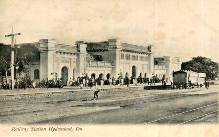 Railway Station Hyderabad, Dn