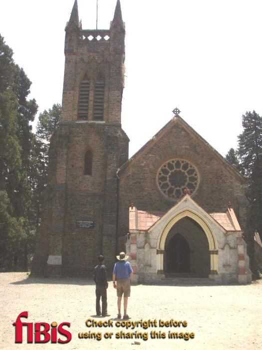Nainital - St Johns Church