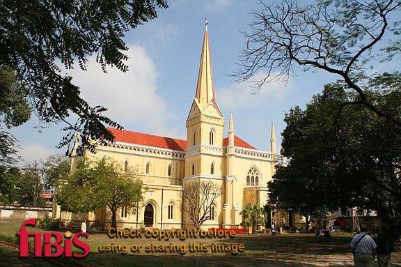Christ Church Cathedral, Lucknow