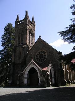 St Johns Church Nainital