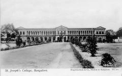 St Josephs Old College in 1890