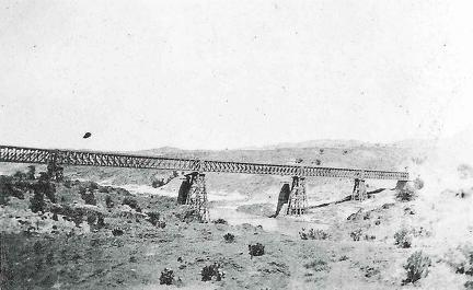Bridge over the River Indus at Attock 1925