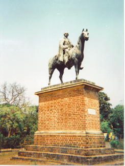 Statue of Lord Canning