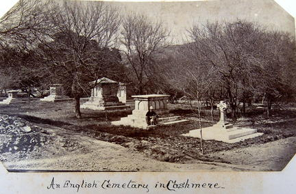 An English Cemetery in Cashmere