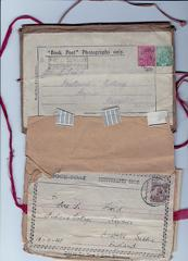 Cover of package