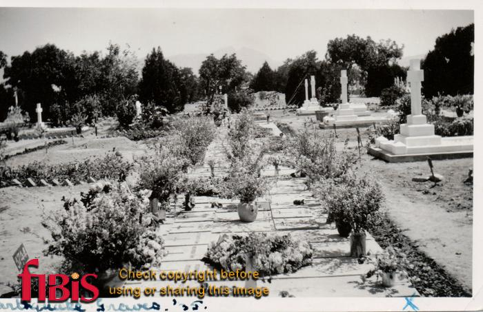 Quetta Earthquake Graves 1935