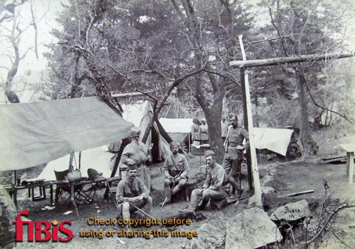 The Political Camp at Seri Black Mountain Expedition 1891.jpg
