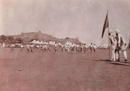 Parade Ground, Fort Lockhart