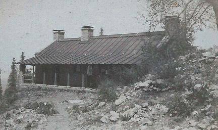 Bungalow 31 Changla Gali 1922