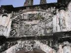 Porta da Santiago Closeup of Dutch East Indies Arms