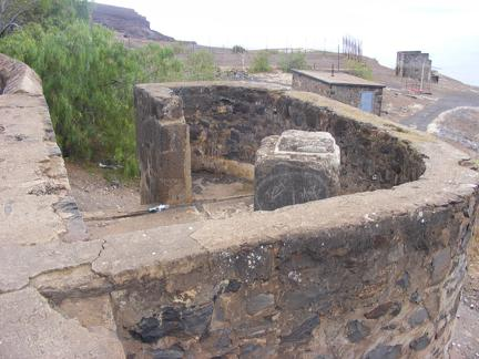 Ladder Hill Barracks St Helena