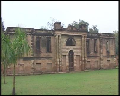 European Soldiers Barracks, Dilkusha Palace, Lucknow