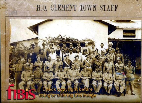 HQ Clement Town Staff